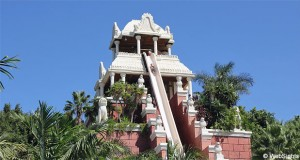Siam Park Tower of Power