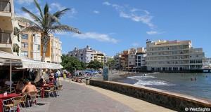 El Medano strand