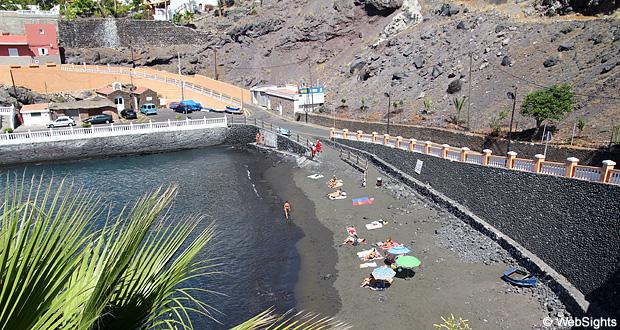 Puerto de Santiago strand